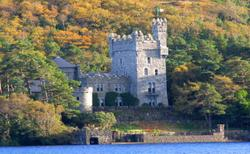 Glenveagh National Park and Castle